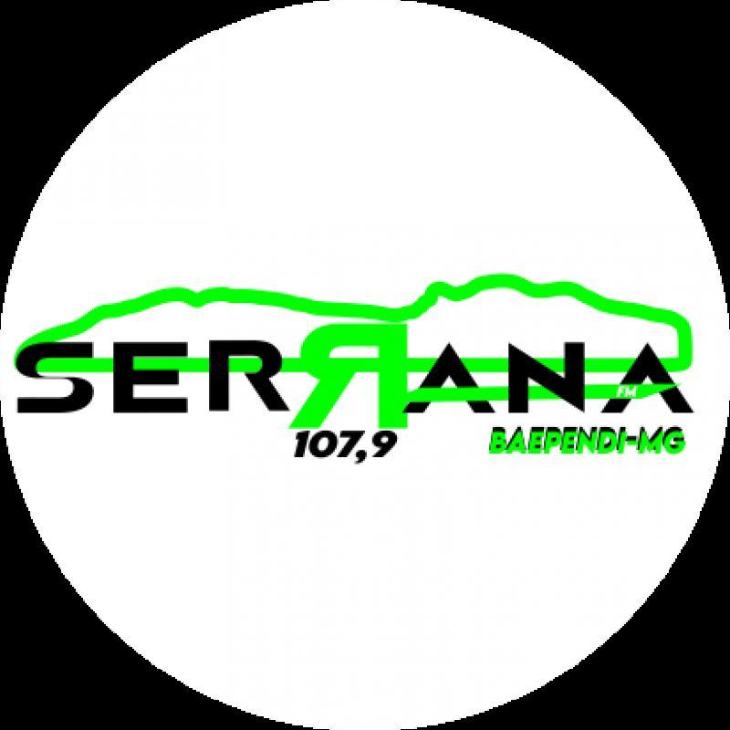 AO VIVO - Rádio Serrana FM